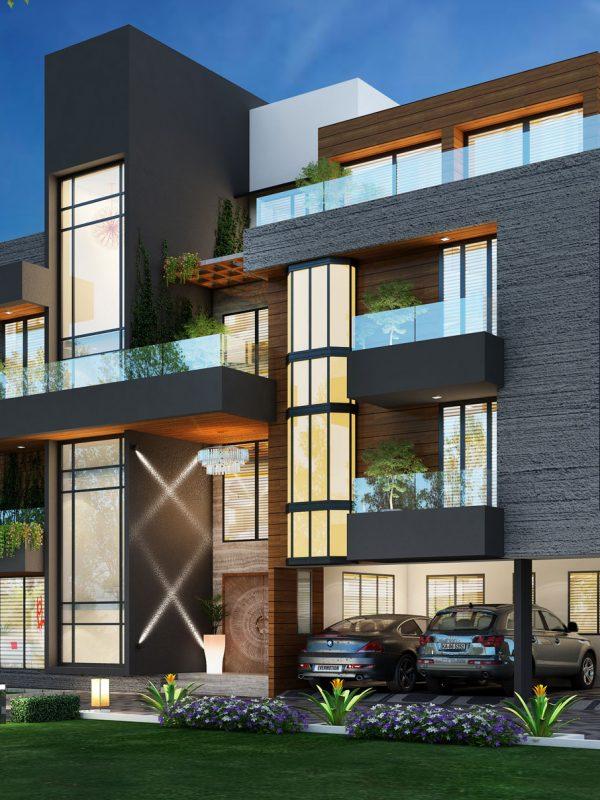 Modern Home Assam
